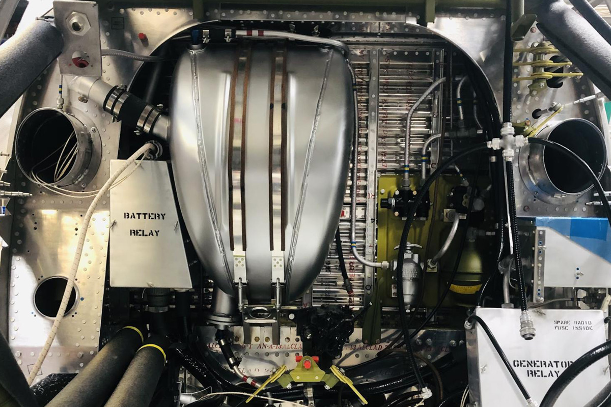 P-47 Engine Mount