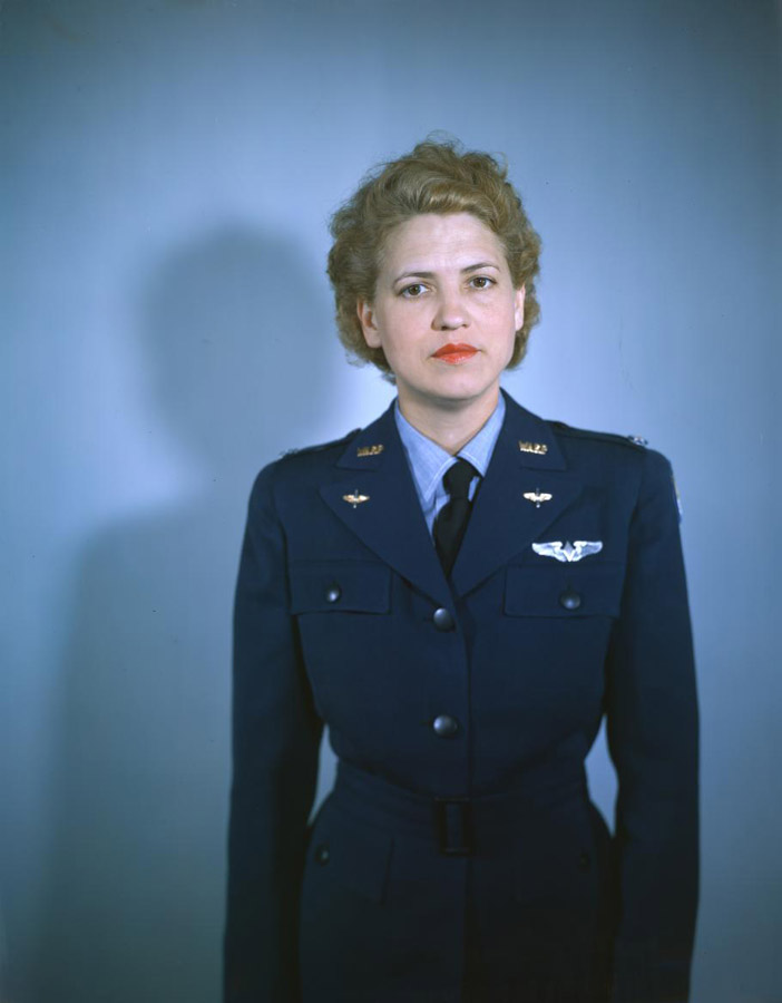 Miss Jacqueline Cochran, Director of WASP