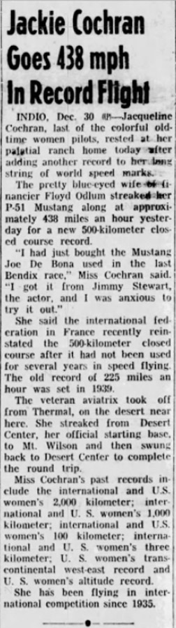 Colton Courier of December 30, 1949