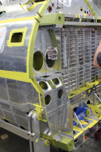 P-47: Fuselage Extension Assembly