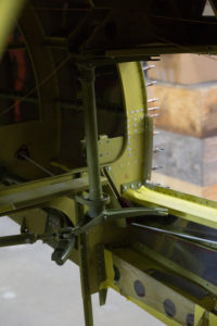P-47: Intercooler Exit Door Controls