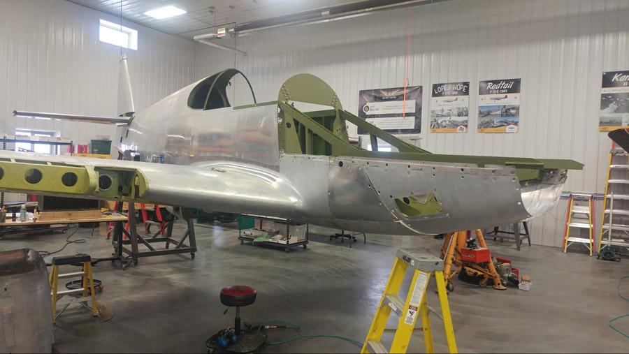 P-51C Thunderbird