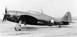 Republic P-47B-RA (S/N 41-5905)