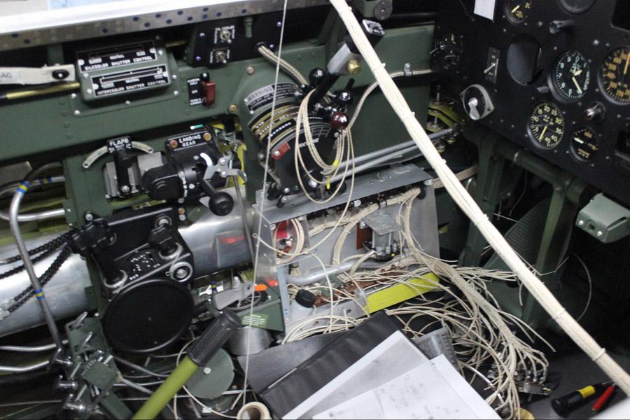 P-47: Cockpit Systems