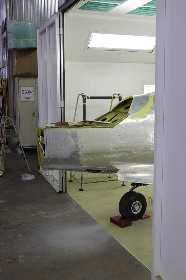 P-47: Cockpit Color