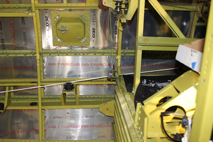 P-47 Razorback: Main Gear Wheels