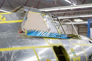 P-47: Cockpit Enclosure