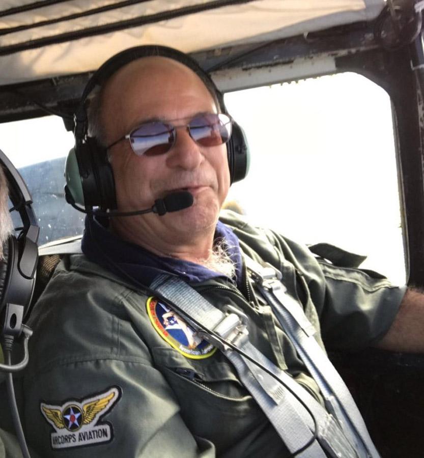 John Castorina, Warbird Radios