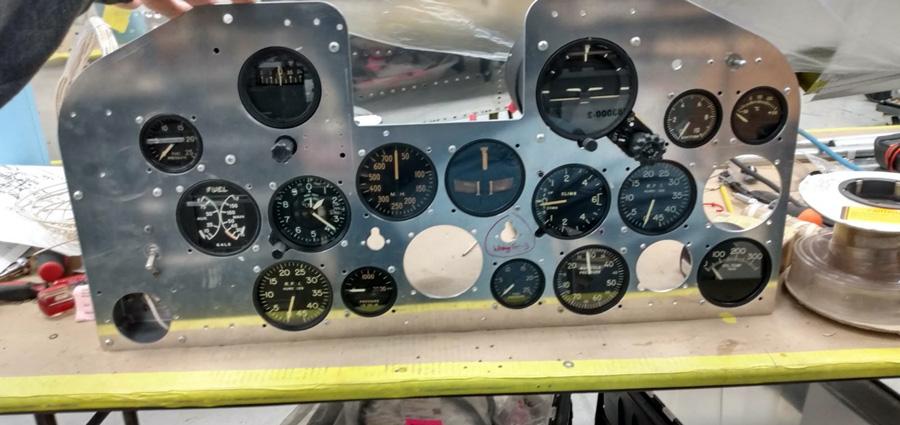 P-47: Fuselage