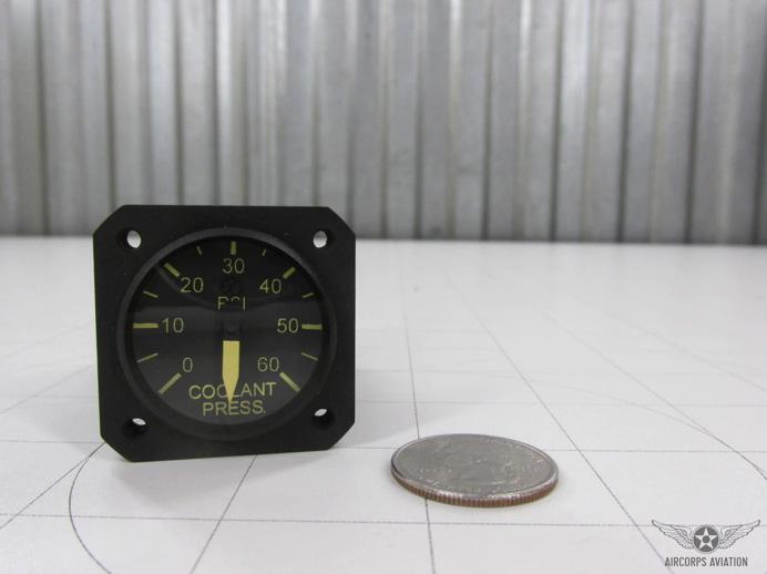 Coolant Pressure Gage