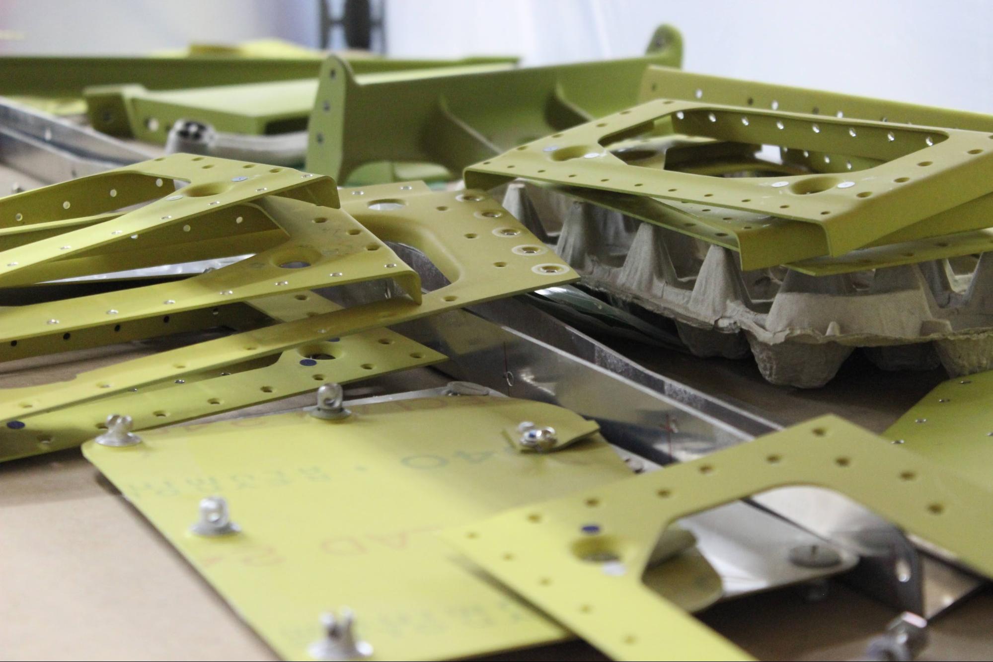 P-47: Wings
