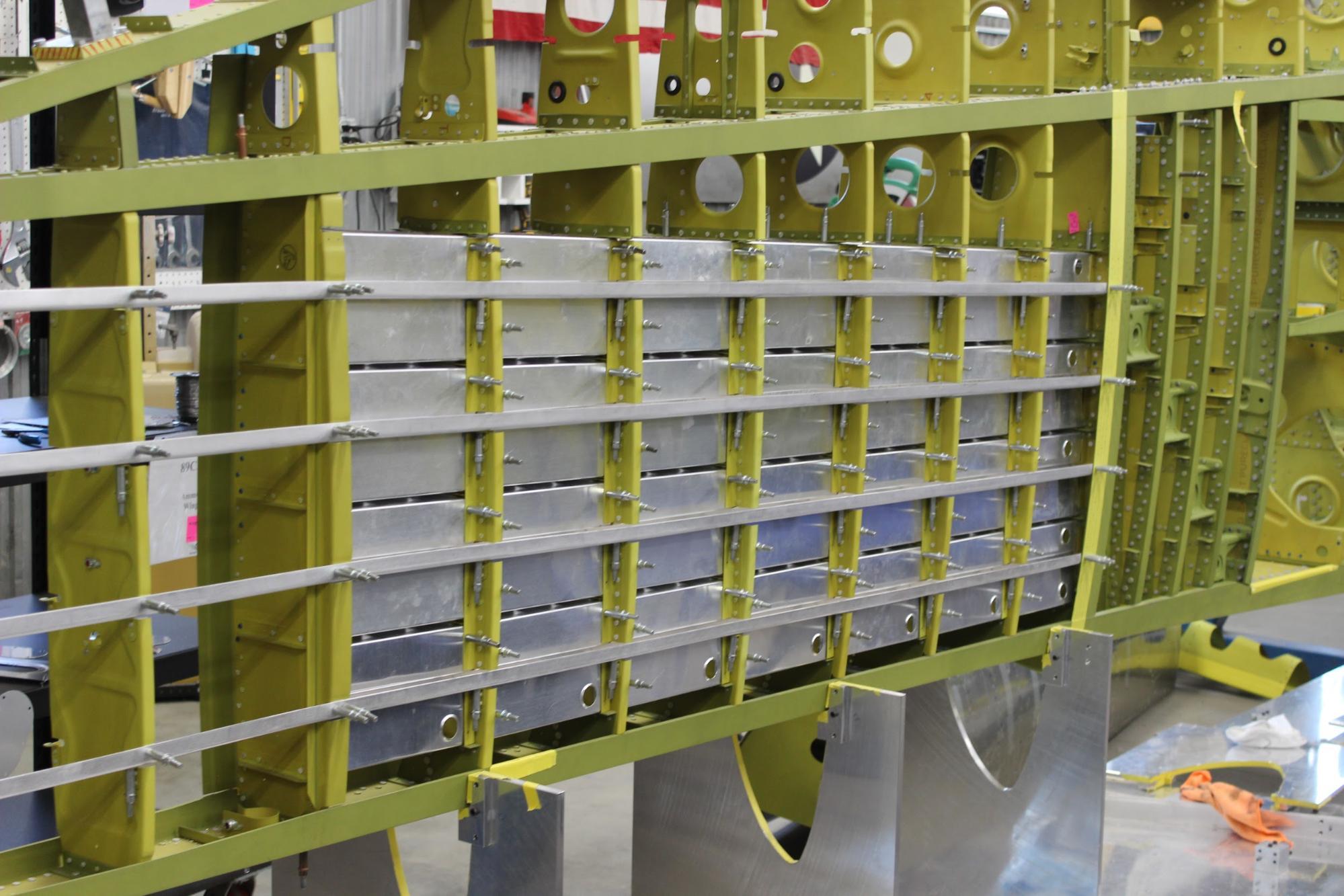 P-47: Ammo Boxes