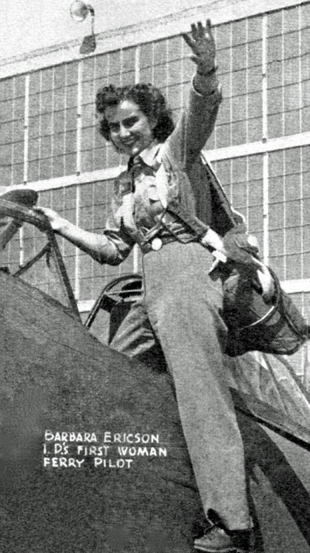 WASP Barbara Ericson