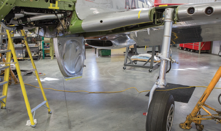 Landing Gear Retractions – Testing