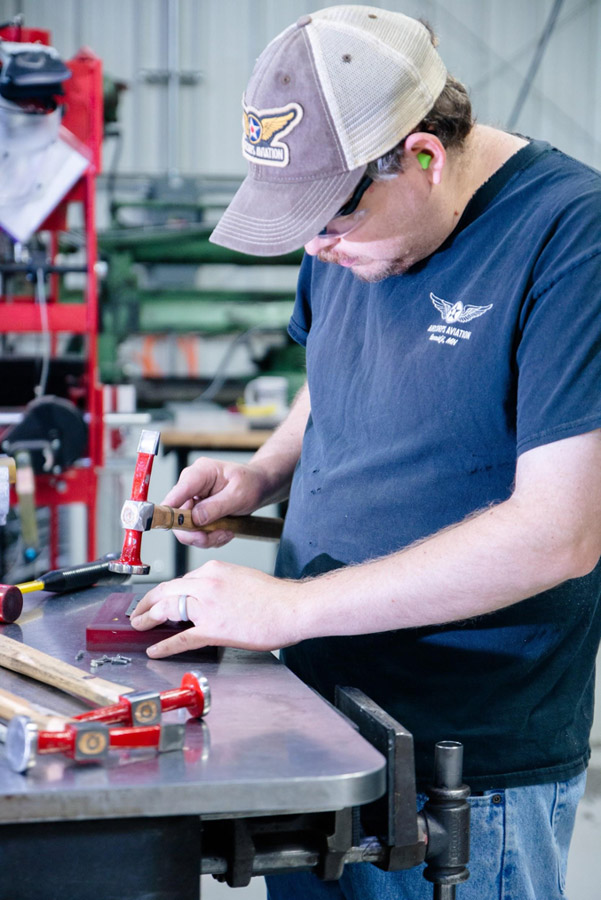 P-47: Small Parts Fabrication