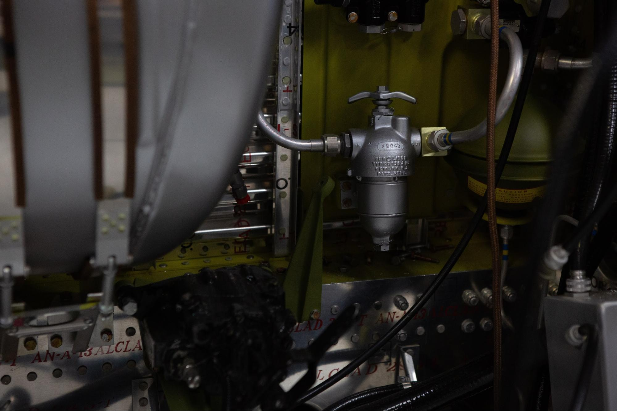 P-47: Fuselage Systems