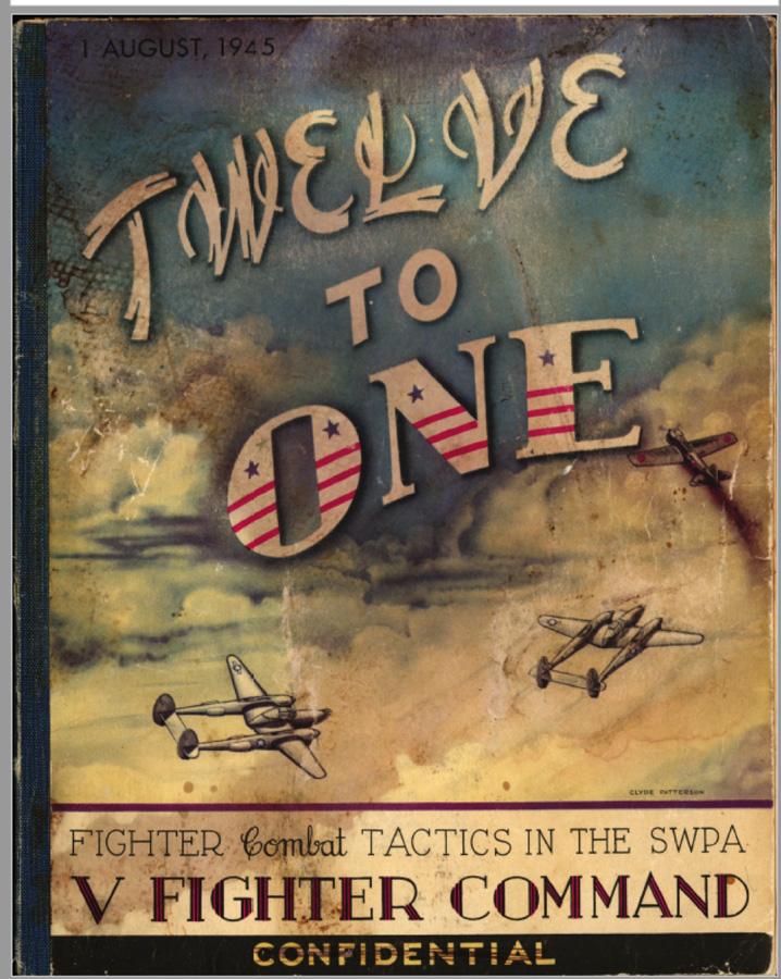 Southwest Pacific P-47 Combat Tactics