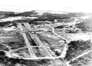 Nadzab Airfield, Papua New Guinea, 1944, USAAF photo