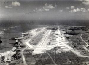 Bolo Army Airfield, Okinawa, photo US Navy and Marine Corps Museum