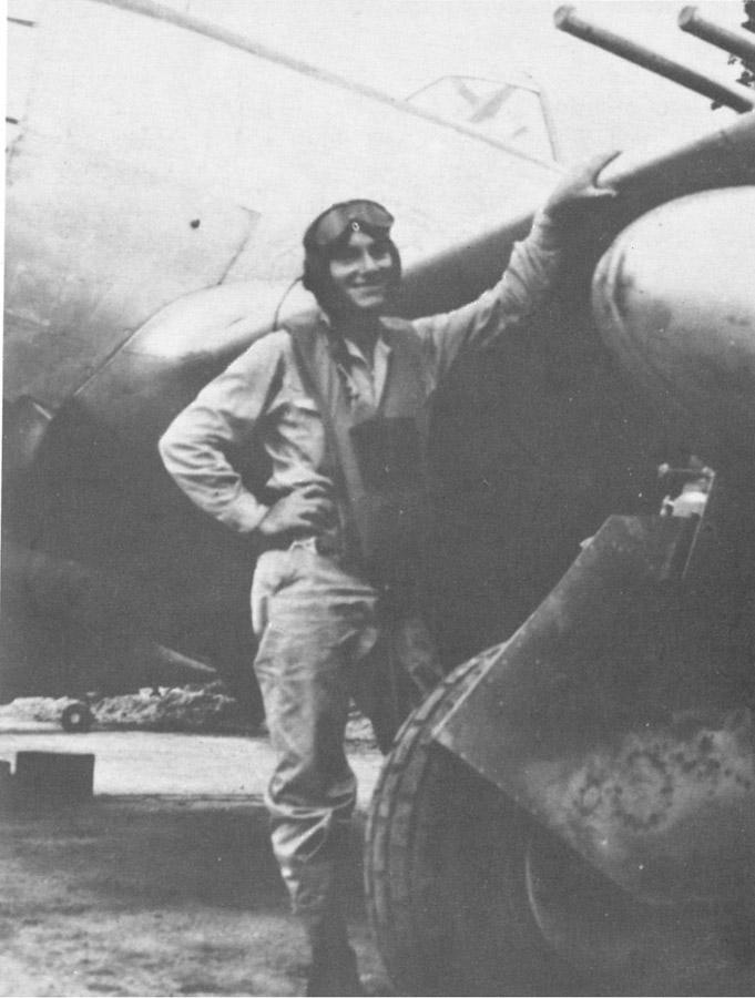 Lt. Billy Richards