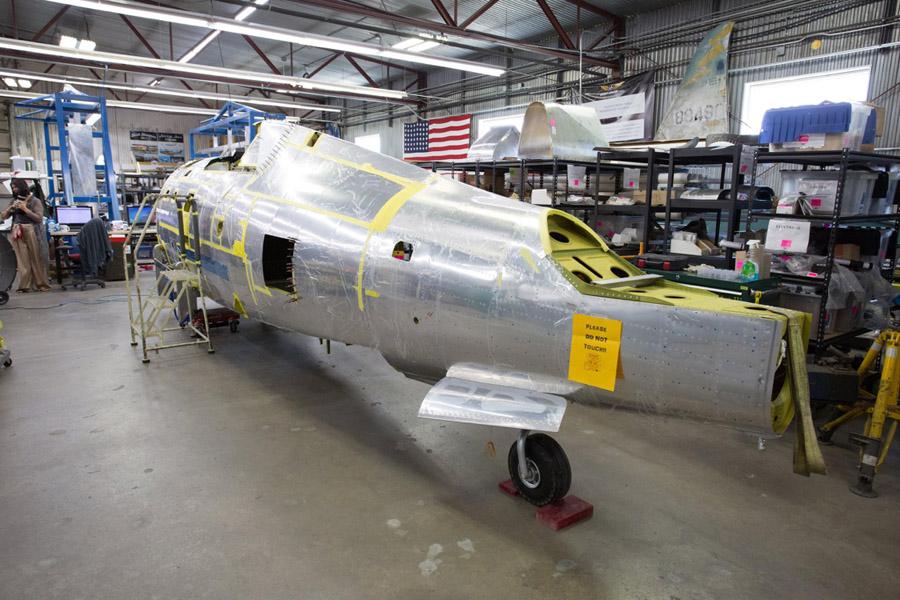 P-47: Cockpit