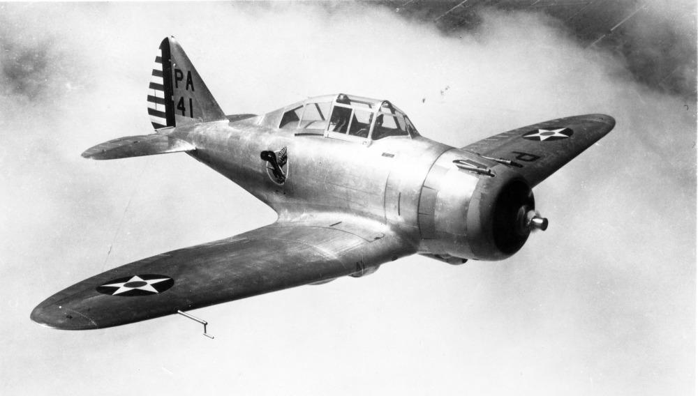 Seversky P-35, Wikimedia Commons
