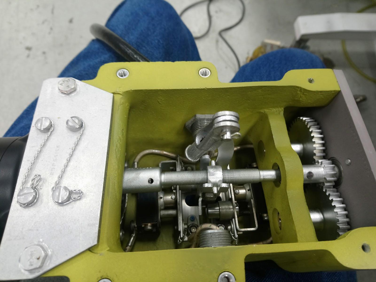 oil cooler temperature regulator