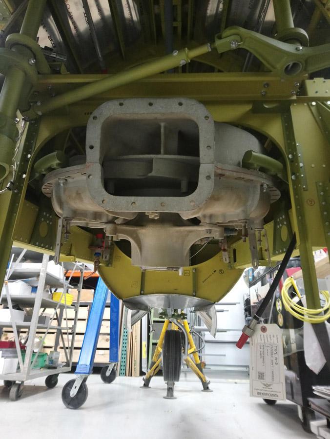 P-47: Turbosupercharger