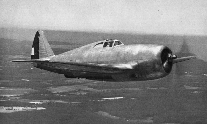 Early Development of P-47