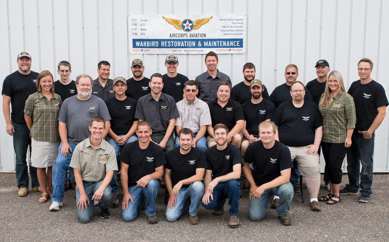 AirCorps Aviation Team