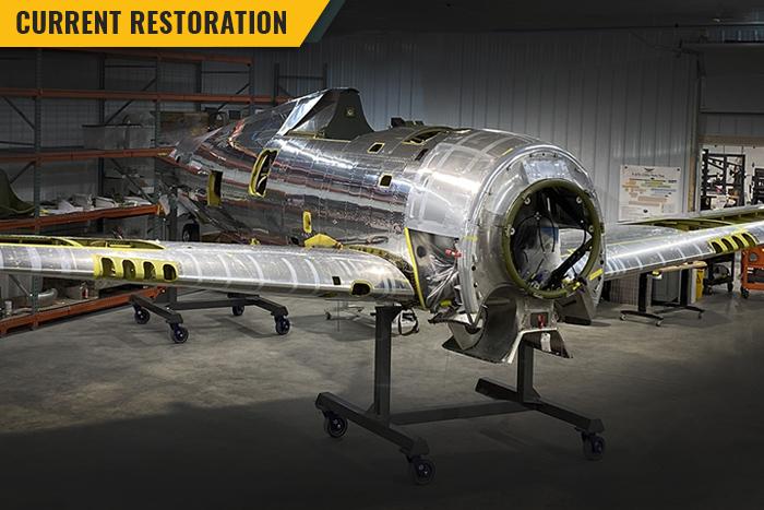 P-47 Current Restoration