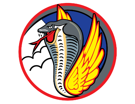 353rd Fighter Squadron Emblem