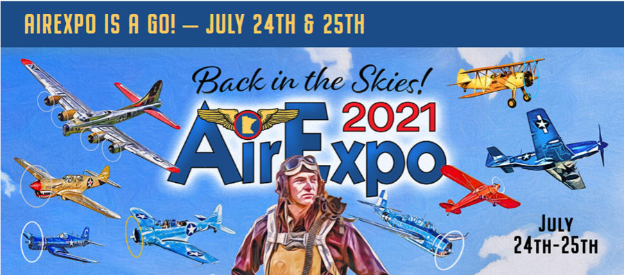 Wings of the North Air Museum's AirExpo 2021