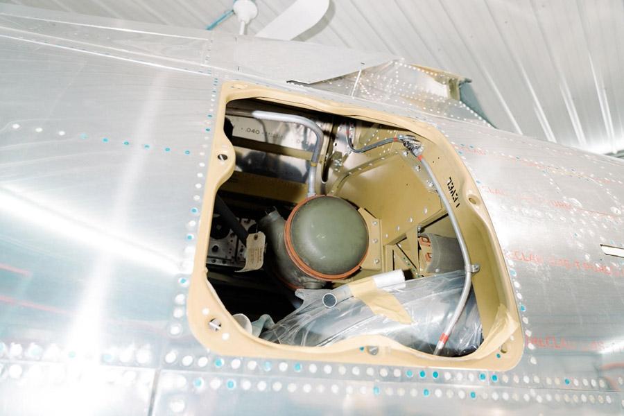 P-47: Rear Fuselage