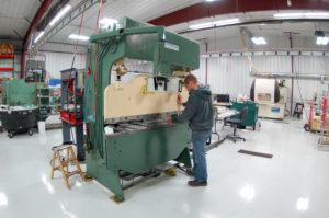 AirCorps Fabrication Shop