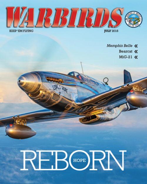 Warbirds Magazine