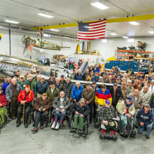 aircorps veterans day open house