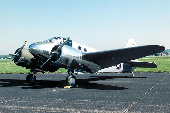 Beechcraft AT-10