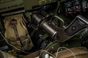 cockpit p51 restoration
