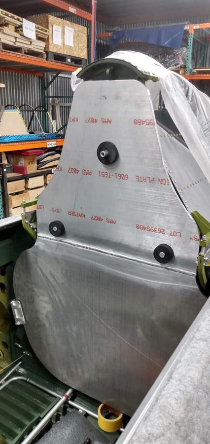 P-47: Armor Plate