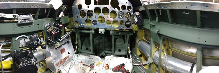 P-47: Instrument Panel