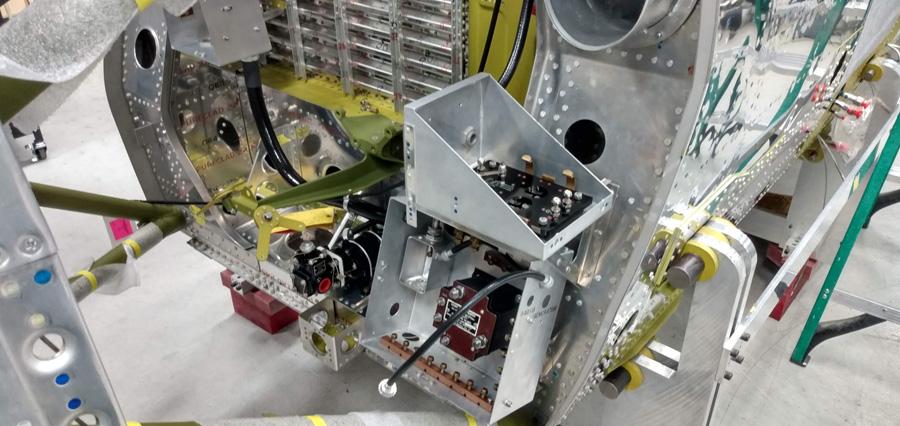 P-47: Wiring