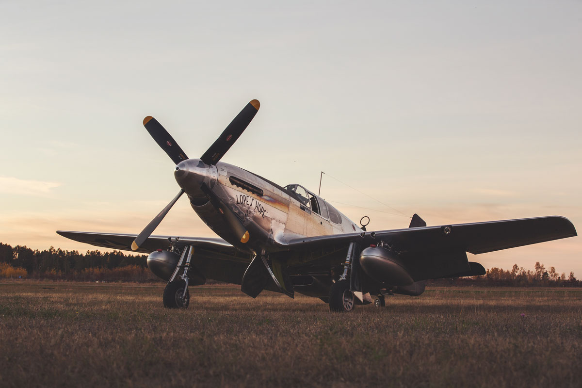P-51C Lope's Hope 3rd