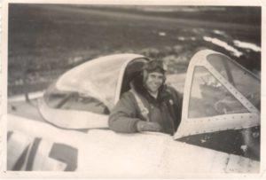 Loren in the Cockpit - Finding Loren