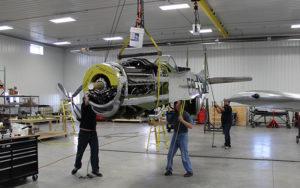 P-51 Maintenance