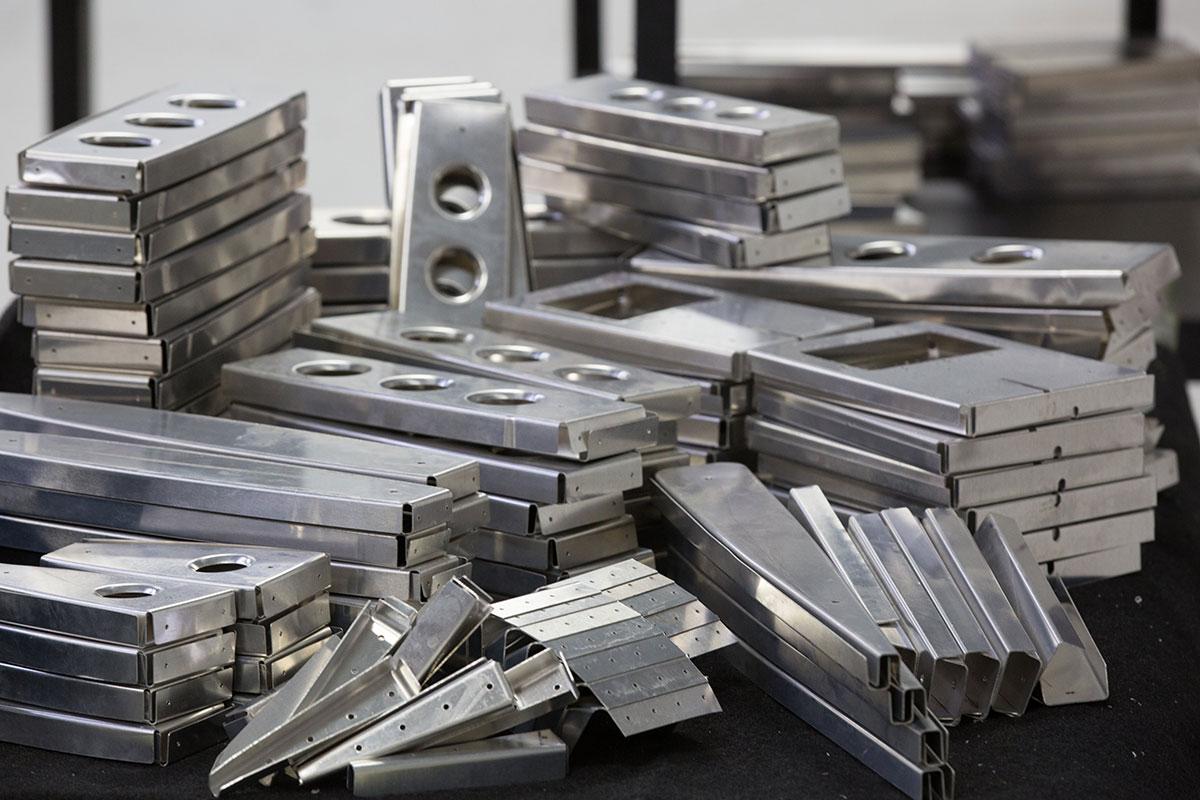 metal formed parts aircraft