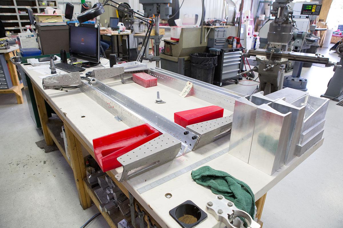 p47d fabrication