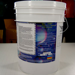 EFS-2500 Paint Stripper