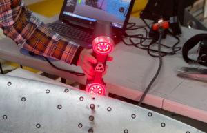 reverse engineering 3d laser scanner
