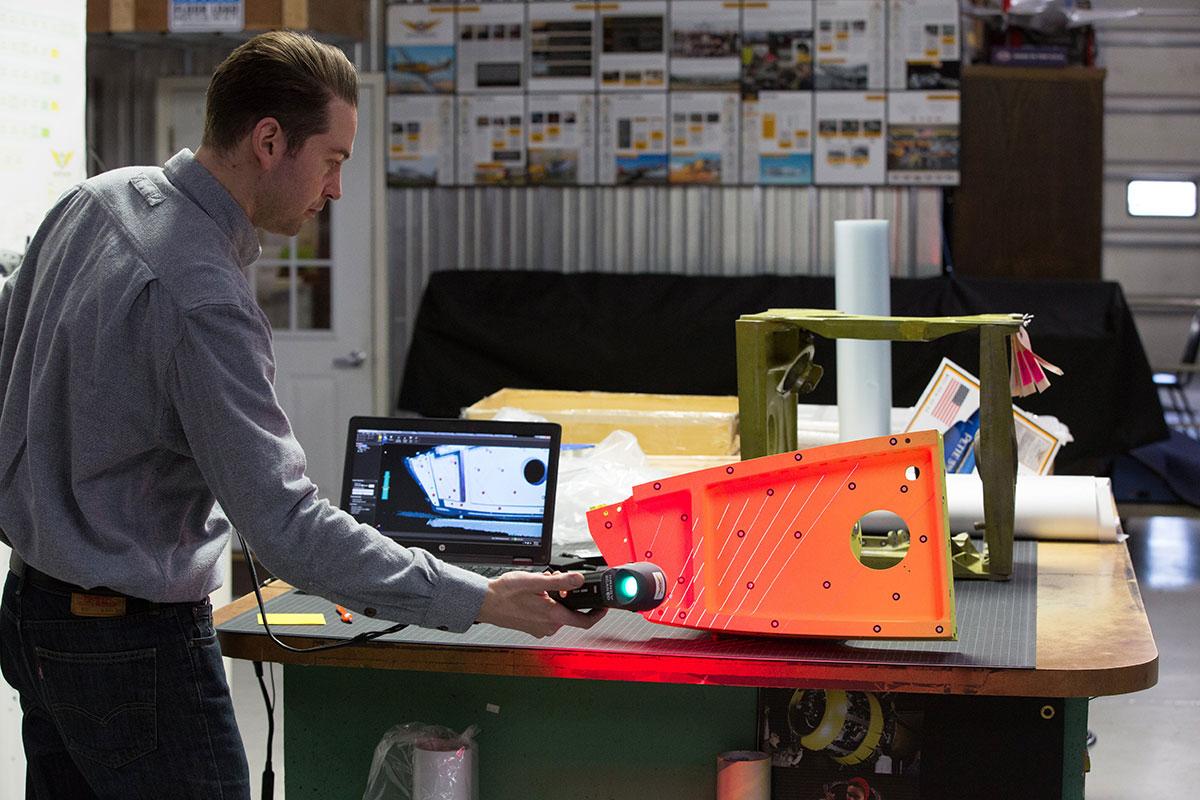 reverse engineering scanning